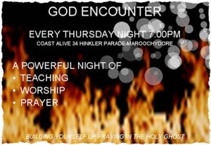 GOD-ENCOUNTER