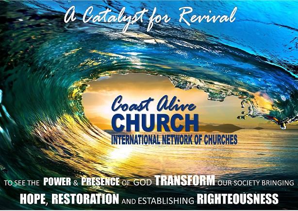 Coast Alive Church | A Dynamic Pentecostal Church on the Sunshine